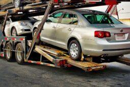 Перевозка автомобилей автовозом