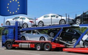 Перевозка автомобилей Европа